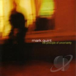 Quint, Mark - Principle of Uncertainty CD Cover Art