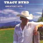 Byrd, Tracy - Greatest Hits CD Cover Art