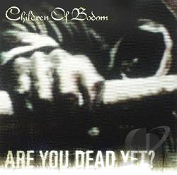 Children Of Bodom - Are You Dead Yet? CD Cover Art