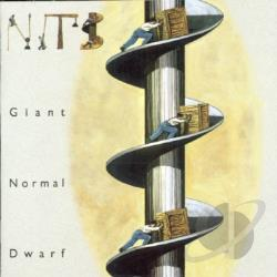 Nits - Giant Normal Dwarf CD Cover Art