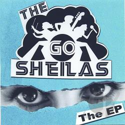 Go-Sheilas - EP CD Cover Art