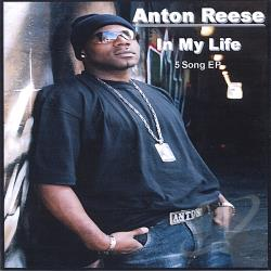 Reese, Anton - In My Life EP CD Cover Art