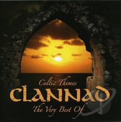 Clannad - Celtic Themes: Very Best of Clannad CD Cover Art
