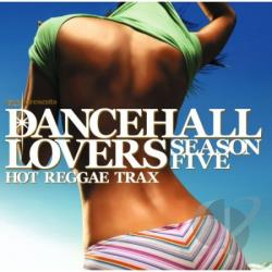 Dancehall Lovers Fifth Season - Dancehall Lovers Fifth S CD Cover Art