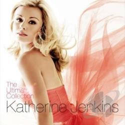 Jenkins, Katherine - Ultimate Collection: Katherine Jenkins CD Cover Art