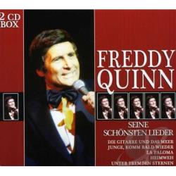 Quinn, Freddy - Seine Schoensten Liede CD Cover Art