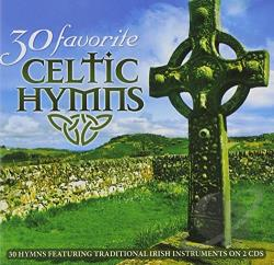 Duncan, Craig - 30 Favorite Celtic Hymns: 30 Hymns Featuring Traditional Irish Instruments CD Cover Art
