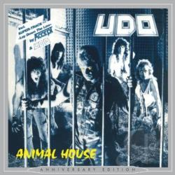 U.D.O. - Animal House CD Cover Art
