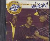 Whodini - Jive Collection Series Vol. 1 CD Cover Art