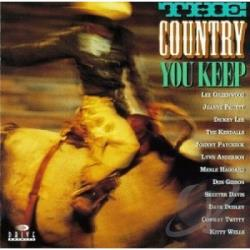 Country You Keep CD Cover Art