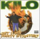 Kilo - Get This Party Started CD Cover Art