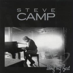Camp, Steve - Doing My Best CD Cover Art