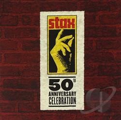 Stax 50: A 50th Anniversary Celebration CD Cover Art