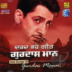 Maan, Gurdas - Sad Songs Of CD Cover Art