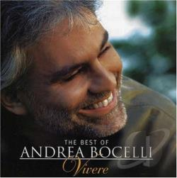 Bocelli, Andrea - Best Of Andrea Bocelli: Vivere CD Cover Art
