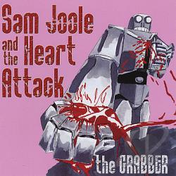 Joole, Sam & The Heart Attack - Grabber CD Cover Art