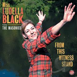 Black, Ludella - From This Witness Stand CD Cover Art