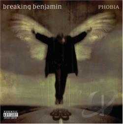 Breaking Benjamin - Phobia CD Cover Art