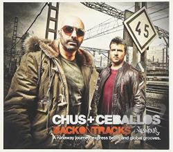 Chus & Ceballos - Back On Tracks CD Cover Art