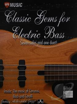 Classic Gems For Electric Bass Cover Art
