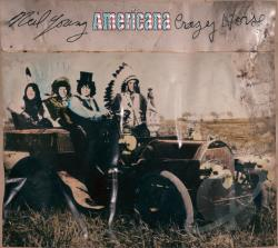 Neil Young & Crazy Horse / Young, Neil - Americana CD Cover Art