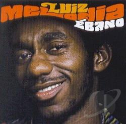 Melodia, Luiz - Ebano CD Cover Art