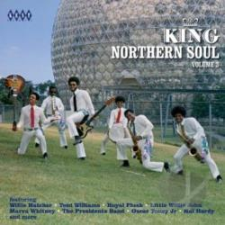 King Northern Soul, Vol. 3 CD Cover Art