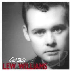 Williams, Lew - Cat Talk CD Cover Art
