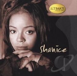 Shanice - Ultimate Collection: The Best Of Shanice CD Cover Art