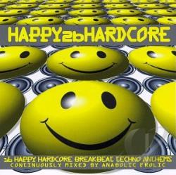 Happy 2B Hardcore CD Cover Art