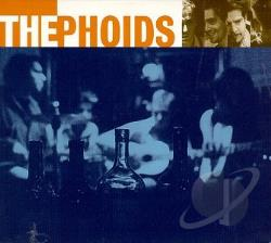 Phoids - Phoids CD Cover Art