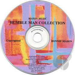 Mason, Ronnie - Humble Man Collection CD Cover Art