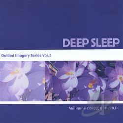 Zaugg, Marianne - Deep Sleep: Guided Imagery Series, Vol. 3 CD Cover Art