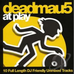 Deadmau5 - At Play, Vol. 1 CD Cover Art