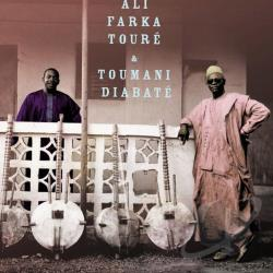 Diabate, Toumani / Toure, Ali Farka - Ali Farka Toure & Toumani Diabate CD Cover Art