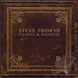 Thorne Steve - Crimes and Reasons CD Cover Art