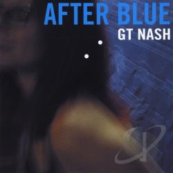 GT Nash - After Blue CD Cover Art