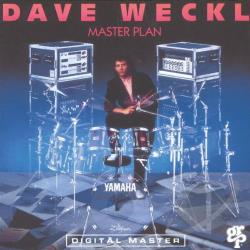 Weckl, Dave - Master Plan CD Cover Art