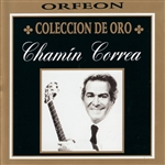 Correa, Chamin - Coleccion De Oro CD Cover Art