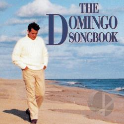 Domingo, Placido - Domingo Songbook CD Cover Art