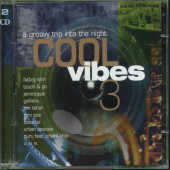 Cool Vibes V.3 CD Cover Art