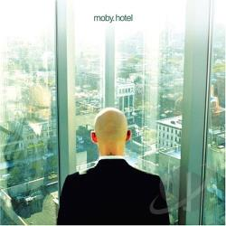 Moby - Hotel CD Cover Art