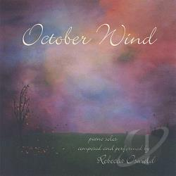 Oswald, Rebecca - October Wind CD Cover Art