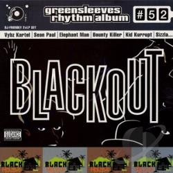 Blackout LP Cover Art
