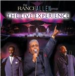Rance Allen Group - Live Experience DB Cover Art