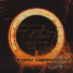 Hernando, Tony - Actual Events CD Cover Art