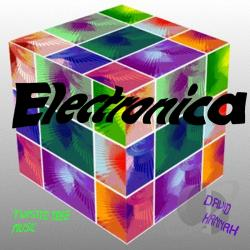 David Hannah - Electronica CD Cover Art