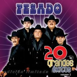 Pesado - 20 Grandes Exitos, Vol. 2 CD Cover Art