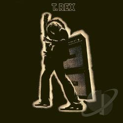T. Rex - Electric Warrior Sessions CD Cover Art