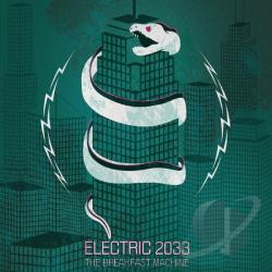 Breakfast Machine - Electric 2033 CD Cover Art